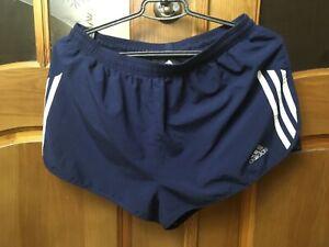Adidas Men  PolyESTER Sprinter Old Running Gym Shorts AJQ002 SIZE M