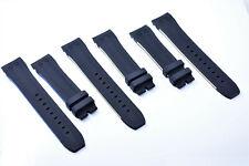 Uhrenarmband 23 mm für Tissot PRS 516 Extreme T079.427.27.057.01 Blau Gelb Rot