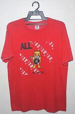 Vintage 80's 1988 All Descendents Punk Rock Hardcore Tour Concert Promo T-Shirt