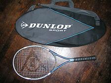 Dunlop Sport Ace Twenty 7 Aluminum Composite Tennis Racquet Racket w/ bag