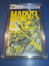 Marvel #6 Avengers CGC 9.8 NM/M Gorgeous gem Wow