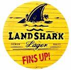 "Landshark Vinyl Sticker Decal 18"" (full color)"