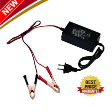 12V Volt Automatic Car Battery Float Trickle Charger Car Boat Direct AC Charger