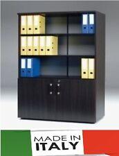 Mobile Ufficio a 2 ante Legno H 67 mis. 90 x 48 x 180 H varie finiture Arredo