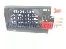NEW FrSky FLVSS - SMART PORT Lipo Voltage Sensor and Display for 2-Way Telemetry