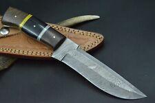 XXXL Bowie Damastmesser Jagdmesser Taschenmesser Damast Messer Mega LANG #151