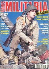 MILITARIA MAGAZINE, N° 137 DE 1996. LE WEHRPASS ALLEMAND