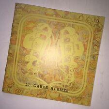Le Carre Hermes Spring Summer 2011 Scarf Catalog Booklet English