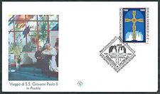 1998 VATICANO VIAGGI DEL PAPA AUSTRIA SALZBURG - SV9
