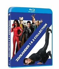 Blu Ray Zoolander Collection 1&2 (2 Blu-Ray)  ......NUOVO