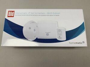 Homematic IP Zentrale/Steuereinheit HmIP-SK11 Set Sicherheit BILD-Edt.