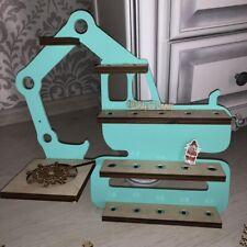 Excavator / Excavator for Magnetic Figures Tonie Shelf Music Box. Tonie regal