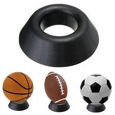 1X Ball Stand Display Rack Holder Basketball Football Soccer Ball Support Base