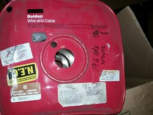 Belden 8325   25 pairs 22 awg Stranded Shielded Low Cap RS-232    100 ft. Spool