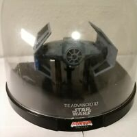"Star Wars Darth Vader's TIE Advanced X1 Fighter Titanium Series 6"" (Pg134B)"