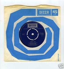 45 RPM SP PRIMITIVE MAN ANIMAL BLUES (DECCA U.K.)