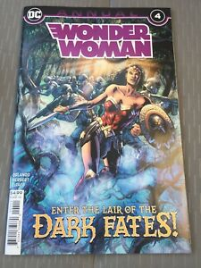 Wonder Woman Annual #4 Dark Fates  DC