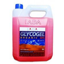ANTICONGELANTE IADA GLYCOGEL 50% 5LT. G12 MULTIMETAL LARGA DURACION