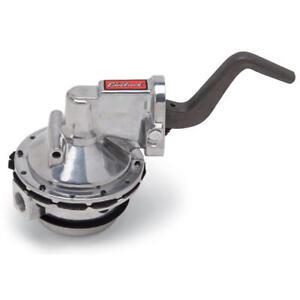 Edelbrock Mechanical Fuel Pump 1713; Performer RPM 110 gph 6 psi for Pontiac V8
