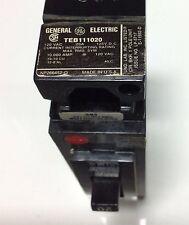 TEB111020 - GE Circuit Breakers
