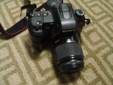 Very Nice Sony α (alpha) A700 12 MP Digital SLR DSLR Camera + 18-70mm Lens