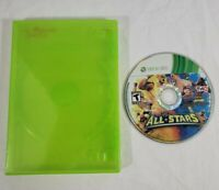 WWE All Stars Microsoft Xbox 360 Disc Only Tested PROFESSIONALLY CLEANED
