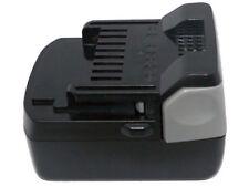 ATTREZZO Batteria per Hitachi CR 18DSL CR18DSL 18 DSL DH DH18DSL 18