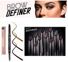 New Anastasia Beverly Hills Brow Definer Pencil Duo Ended Eyebrow Definer Brow