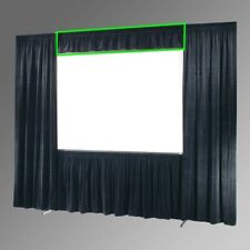 Draper 220237 - Ifr Valance Drapery For 6'x8' Ufs Ultimate Folding Screen
