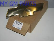 Chevrolet GM OEM 03-07 Silverado 1500 Grille-Emblem Badge GOLD BOWTIE  12335700