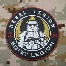 StarWars 501st Legion Rebel Legion 3D PVC Patch
