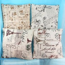 4pcs wholesale retro decorative cushion cover pillow cases bulk lot