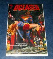 SIGNED FRANK CHO DC COMICS REBIRTH HARLEY QUINN #11 A:JOKER W//COA 200/% GUARANTEE