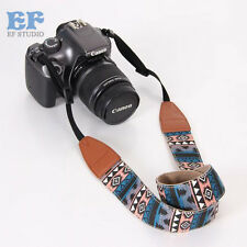Universal Camera Shoulder Neck Belt Strap For SLR DSLR Digital Canon Sony Pentax