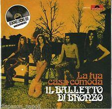 """Il Balletto di Bronzo: La Tua Casa Comoda / Donn- Vinyl 7"""" Record Store Day 2015"""
