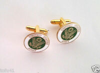 UNITED STATES ARMY CUFF LINKS Military Veteran 14767-C HO