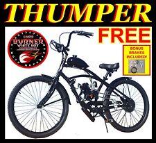 2017 DIY BURNER 2-STROKE 66CC/80CC MOTORIZED BICYCLE KIT W/ CRUISER BIKE!