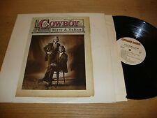 Boyer & Talton - Cowboy - LP Record  VG VG
