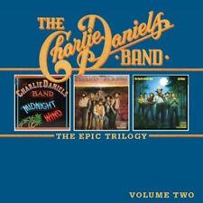 Charlie Daniels Band-epic Trilogy 4 CD