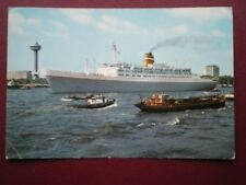 POSTCARD FERRIES ROTTERDAM/HOLLAND - S.S. STATENDAM