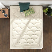 Marshmallow Soft Pillow Top Cushion Top Memory Foam Mattress, Full Queen King