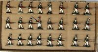 Vintage Hinchliffe, Minifigs & Similar 25mm. Napoleonic Russian Infantry x 24.