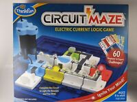 ThinkFun Circuit Maze Electric Current Logic Game STEM Toy Circuitry Open Box