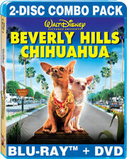 Beverly Hills Chihuahua [New Blu-ray] With DVD, Widescreen, Ac-3/Dolby Digital