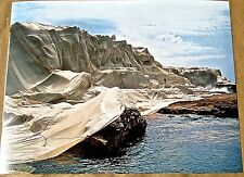 Christo & Jeanne-Claude Wrapped Coast Little Bay Australia 13x10