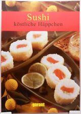 Sushi - Köstliche Häppchen + Kochbuch Vielseitige leckere Rezepte + Japan #GA15