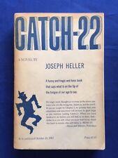CATCH-22 - ADVANCE READING COPY BY JOSEPH HELLER