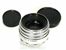 Rare Helios-44 lens 2/58 mm 13 blades for old SLR Zenit M39 mount.№0074647