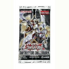 Yu-Gi-Ho! DISTRUTTORI DELL'OMBRA Booster pack blister 9 card YUGIOH ed. italia