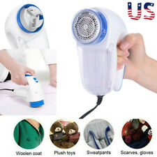 Portable Electric Clothes Lint Fluff Shaver Sweater Fuzz Remover tool Handheld